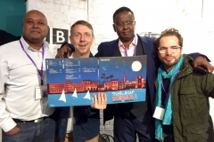 Dur-Dur Band & Samy Ben Redjeb (Analog Africa) with Gilles Peterson at BBC Radio 6 Music