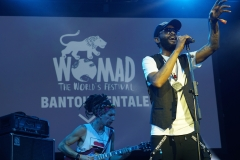 Bantou Mentale at WOMAD Charlton Park