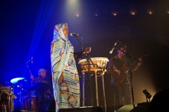 Aziza Brahim at the Union Chapel, London