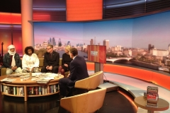 Tamikrest on 'The Andrew Marr Show', BBC