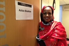 Aziza Brahim at 'Later ... with Jools Holland', BBC