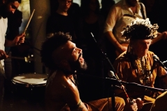 Yonatan Gat & Eastern Medicine Singers at Cafe Oto, London